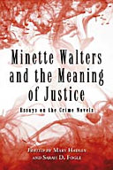 Pdf Minette Walters and the Meaning of Justice Telecharger