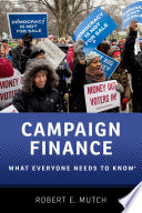 link to Campaign finance : what everyone needs to know in the TCC library catalog