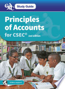 Cxc Study Guide Principles Of Accounts For Csec