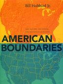 American Boundaries ebook