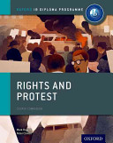 Cover of Ib course book:history: rights & protest (2015). Per le Scuole superiori