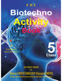 OLYMPIAD EHF BIOTECHNOLOGY ACTIVITY BOOK CLASS 5
