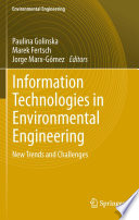 Information Technologies in Environmental Engineering
