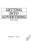 Getting into advertising