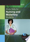 Study Skills For Nursing And Midwifery Students