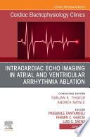 Intracardiac Echo Imaging in Atrial and Ventricular Arrhythmia Ablation, An Issue of Cardiac Electrophysiology Clinics, E-Book