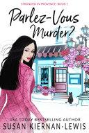 Parlez-Vous Murder? Pdf/ePub eBook