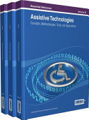 Assistive Technologies: Concepts, Methodologies, Tools, and Applications