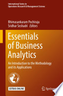 Essentials of Business Analytics Book