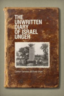 The Unwritten Diary of Israel Unger Pdf/ePub eBook