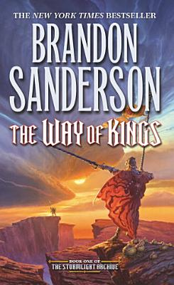Book cover of 'The Way of Kings' by Brandon Sanderson