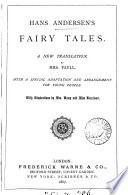 Hans Andersen s fairy tales  a new tr  by mrs  Paull Book