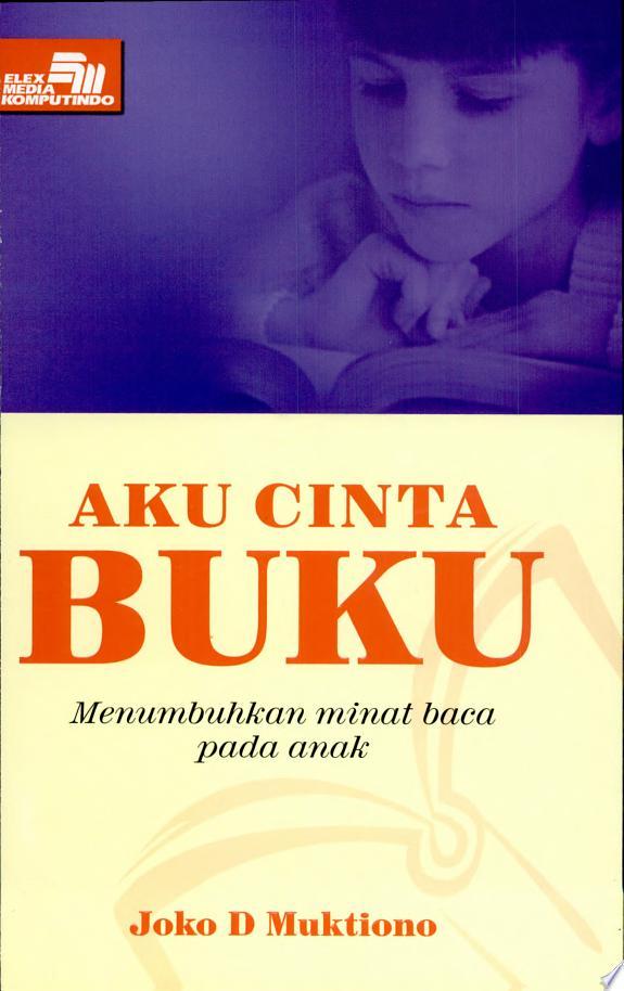 Aku cinta buku