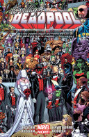 Deadpool Vol  5  Wedding Of Deadpool
