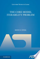 The Core Model Iterability Problem Book
