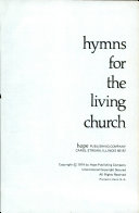 Hymns for the Living Church