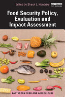 Pdf Food Security Policy, Evaluation and Impact Assessment Telecharger