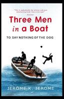Pdf Three Men in a Boat Illustrated