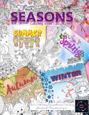 Four SEASONS Coloring Book Compilation