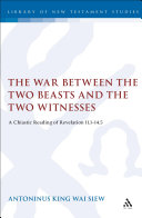 Pdf The War Between the Two Beasts and the Two Witnesses