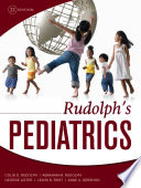 Rudolph s Pediatrics  22nd Edition Book