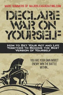 Pdf Declare War on Yourself