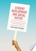 Student Development and Social Justice Book