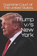 Trump V S New York