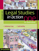 Cover of Legal Studies in Action 1