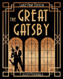 The Great Gatsby (LARGE PRINT) Pdf/ePub eBook