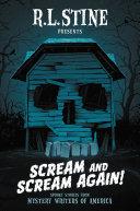 Scream and Scream Again! Book
