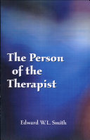 The Person of the Therapist Book