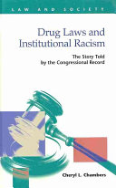 Drug Laws And Institutional Racism