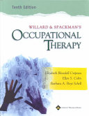 Willard   Spackman s Occupational Therapy