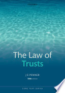 The Law of Trusts PDF