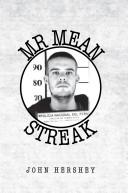 Mr  Mean Streak Book