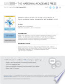 Children s Mental Health and the Life Course Model  A Virtual Workshop Series