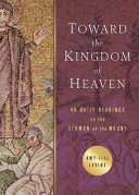 Toward The Kingdom Of Heaven Book PDF