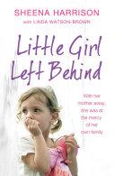 Pdf Little Girl Left Behind