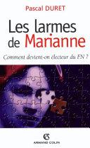 Pdf Les larmes de Marianne Telecharger