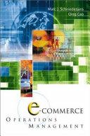 E-Commerce Operations Management