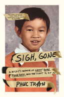 link to Sigh, gone : a misfit's memoir of great books, punk rock, and the fight to fit in in the TCC library catalog