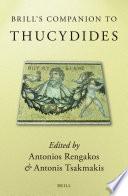 Brill s Companion to Thucydides Book