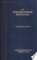 An English-Panjabi Dictionary  : Romanized