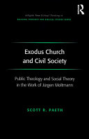 Exodus Church and Civil Society Pdf/ePub eBook
