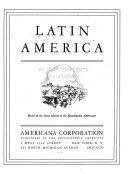 Latin America Book PDF