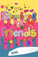 Slam Book For Friends