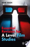 Essential Revision for A Level Film Studies Book PDF