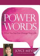 Power Words Book
