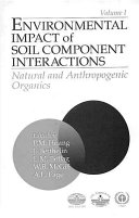 Environmental Impacts of Soil Component Interactions